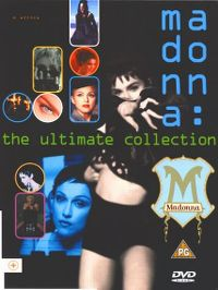 Cover Madonna - The Ultimate Collection [DVD]